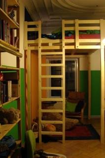 hochbetten f r erwachsene nach ma. Black Bedroom Furniture Sets. Home Design Ideas